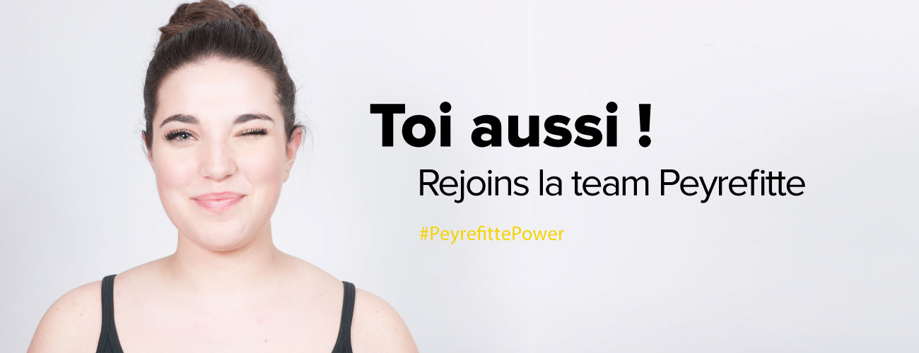 Team Peyrefitte #PeyrefittePower