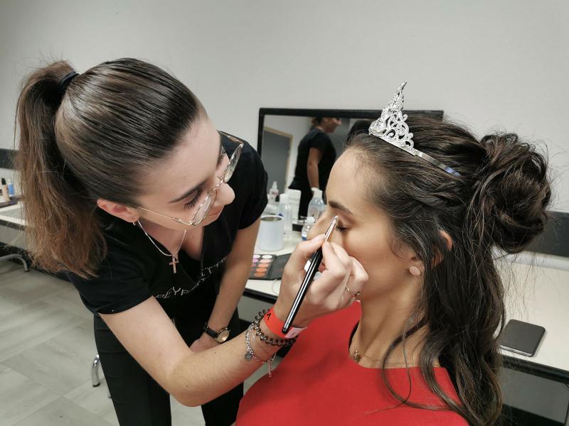 Élection Miss Savoie 2019 : Maquillage Miss