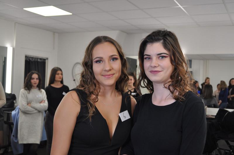 Estelle Waeles concours Make-Up Noël