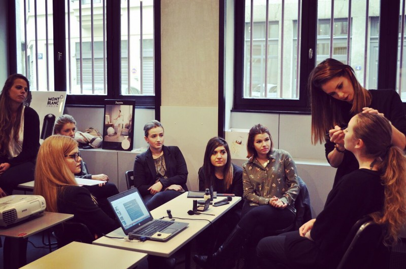 Formation Nars - Bachelor Marketing Beauté