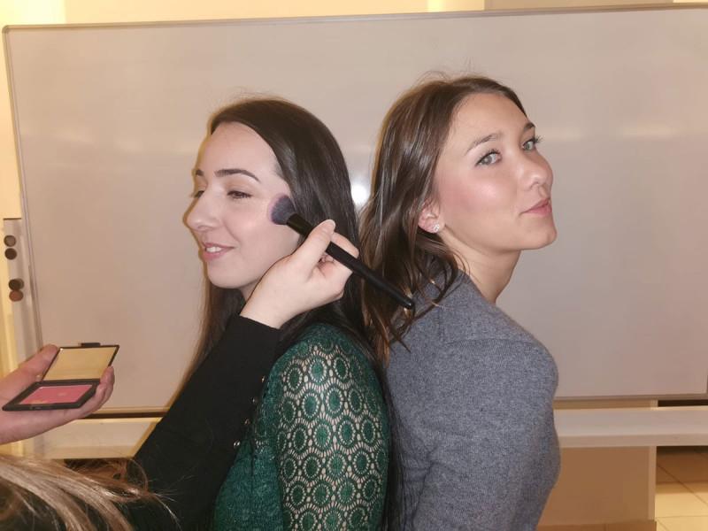 Formation Nars Cosmetics