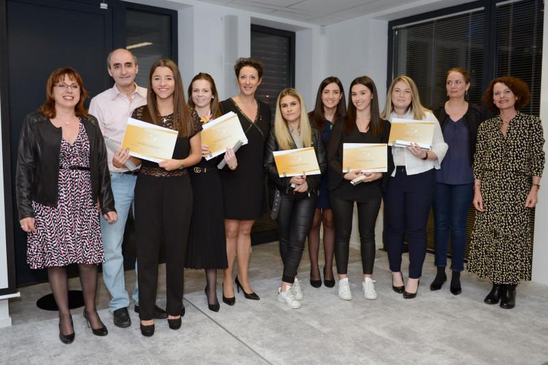 Remise des diplômes Bachelor EMB 2019