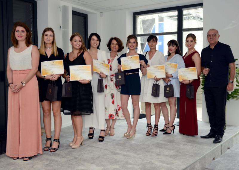 Remise des diplômes promo 2018-2019